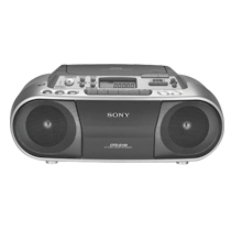 Digital Media Players and Boomboxes