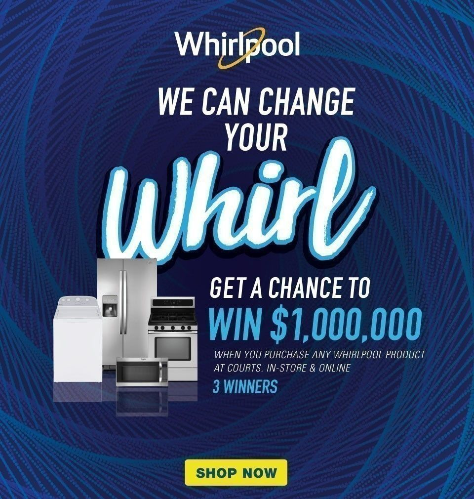 Whirlpool offers april 2018
